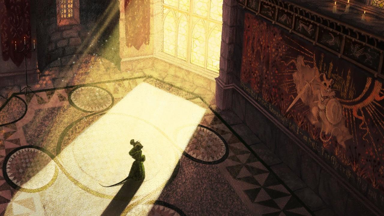 La serie letteraria Redwall diventerà uno show Netflix thumbnail