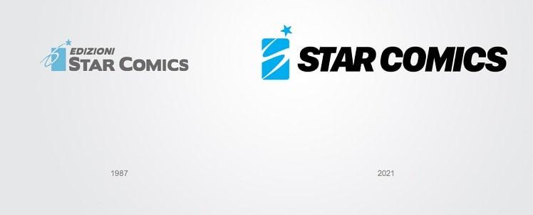 star comics nuovo logo