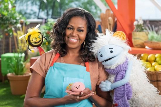 Waffles + Mochi: la nuova serie Netflix per bambini con Michelle Obama thumbnail