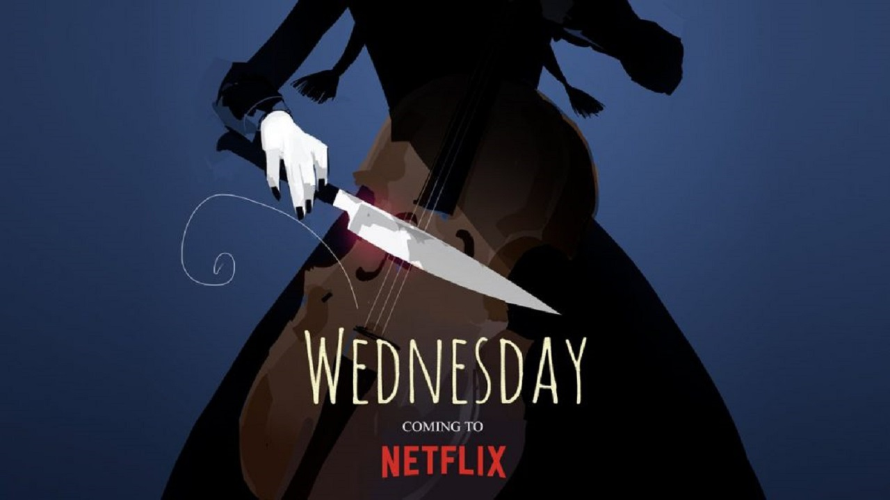 Wednesday, la serie spin-off de La Famiglia Addams di Tim Burton, arriverà su Netflix thumbnail