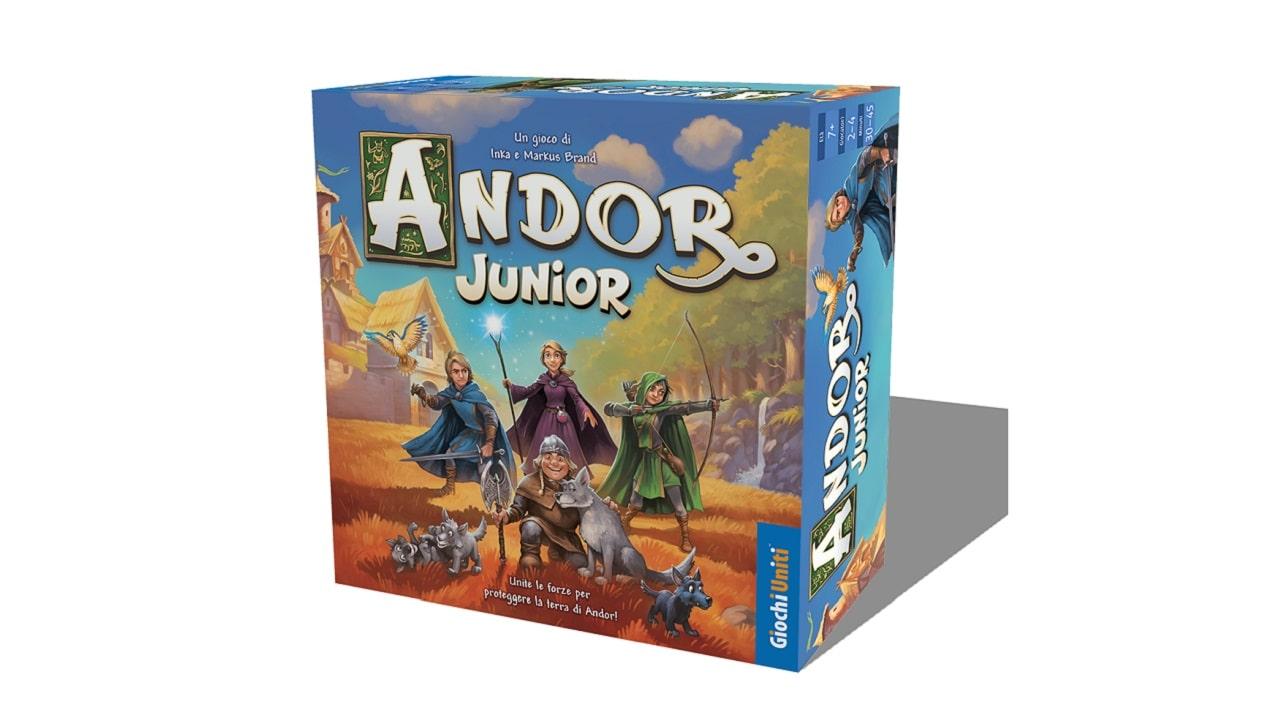 Arriva Andor Junior, la versione per bambini del classico cooperativo thumbnail