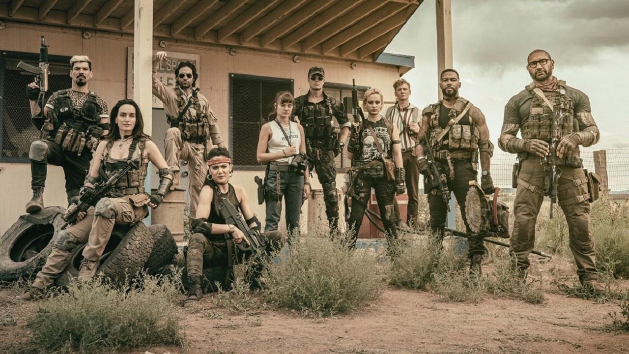 Army of the Dead, teaser del nuovo film di Zack Snyder thumbnail