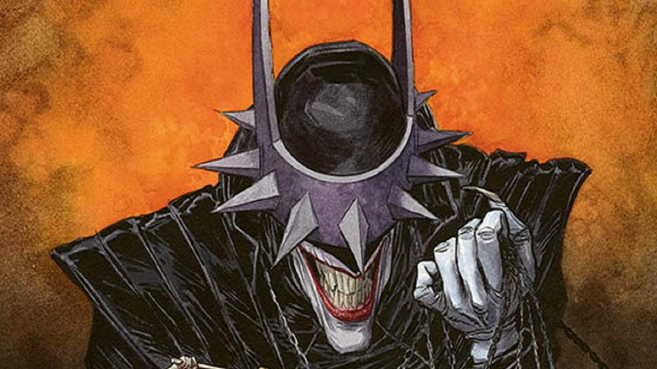 Batman: Death Metal, il Batman che Ride sta per tornare in fumetteria thumbnail