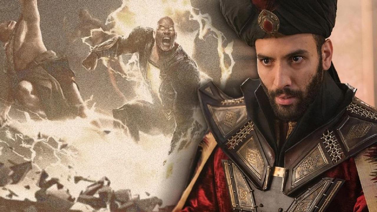 Black Adam: Marwan Kenzari entra nel cast in un ruolo misterioso thumbnail