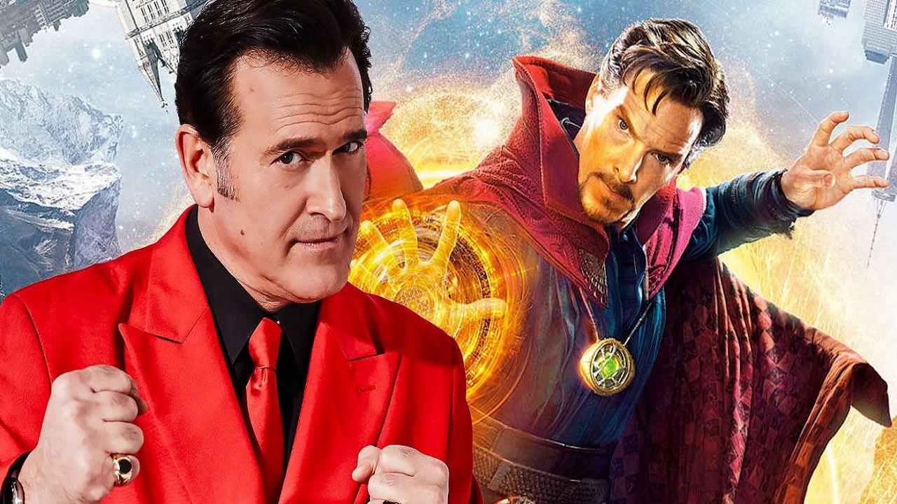 Bruce Campbell è a Londra per un cameo in Doctor Strange? thumbnail