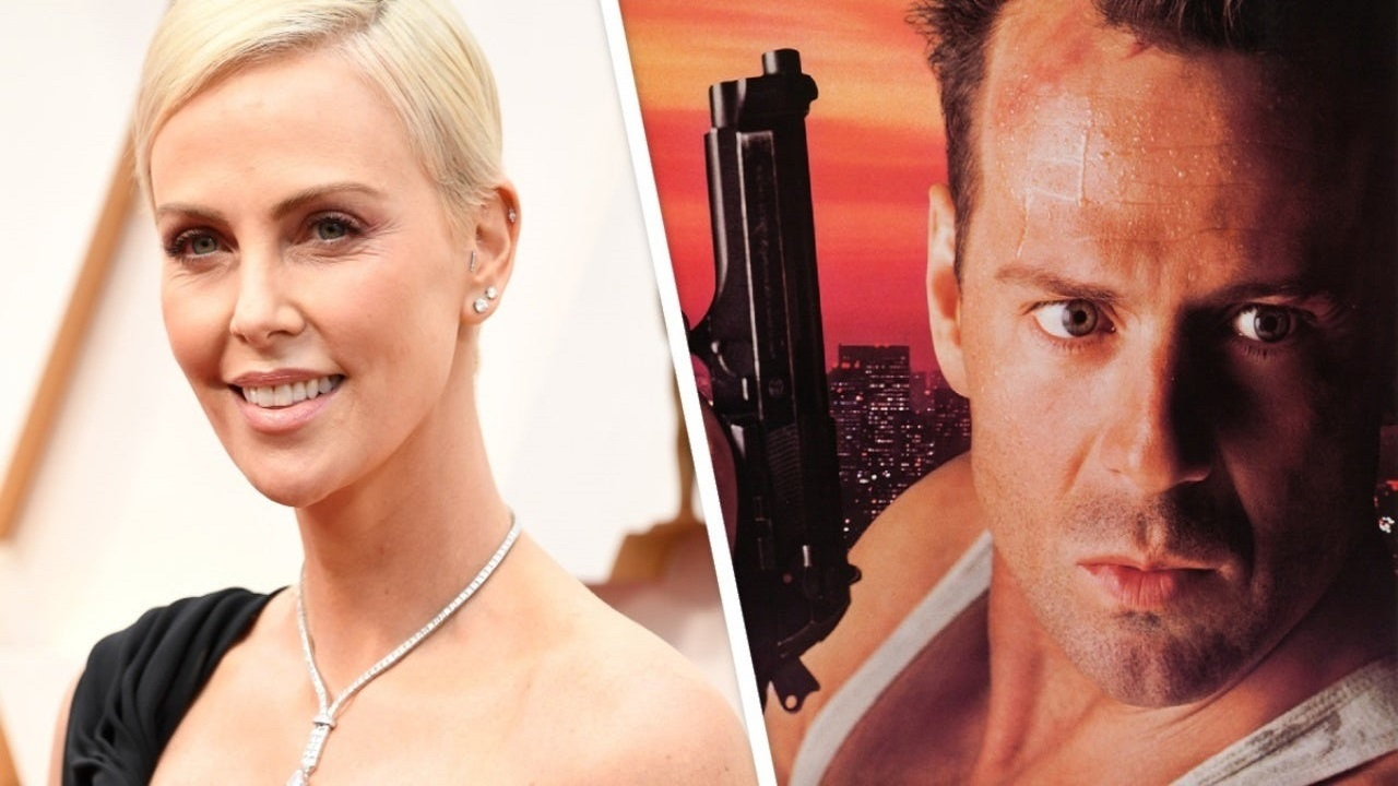 Charlize Theron torna a parlare del suo ipotetico remake di Die Hard thumbnail