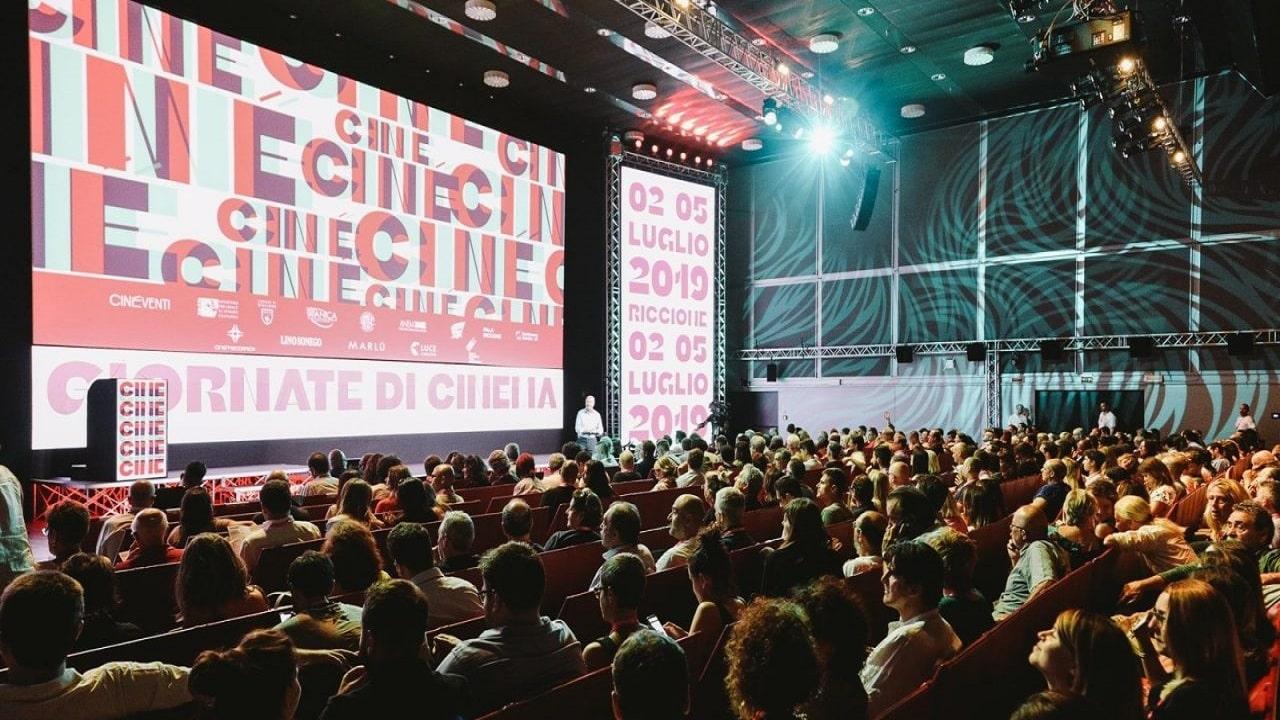 Annunciate le date di Ciné - Giornate di Cinema thumbnail
