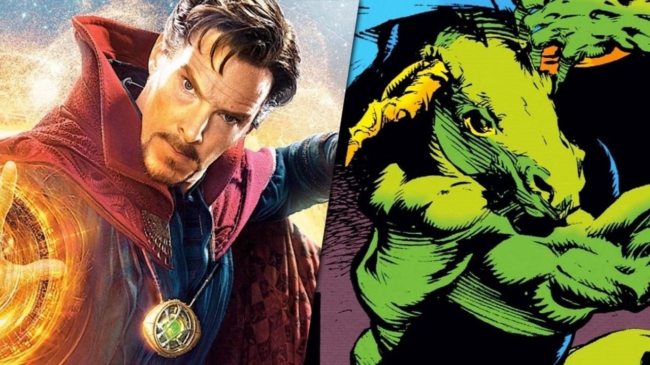 Rintrah, il minotauro alieno sarà presente in Doctor Strange 2? thumbnail
