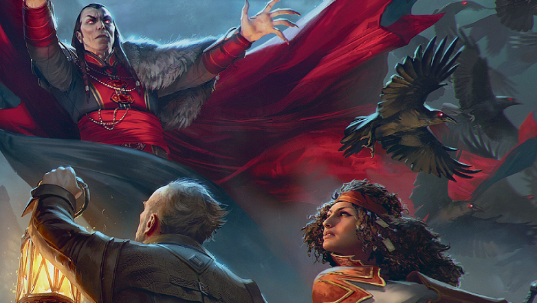 La guida di Van Richten a Ravenloft, nuovo manuale di D&D thumbnail