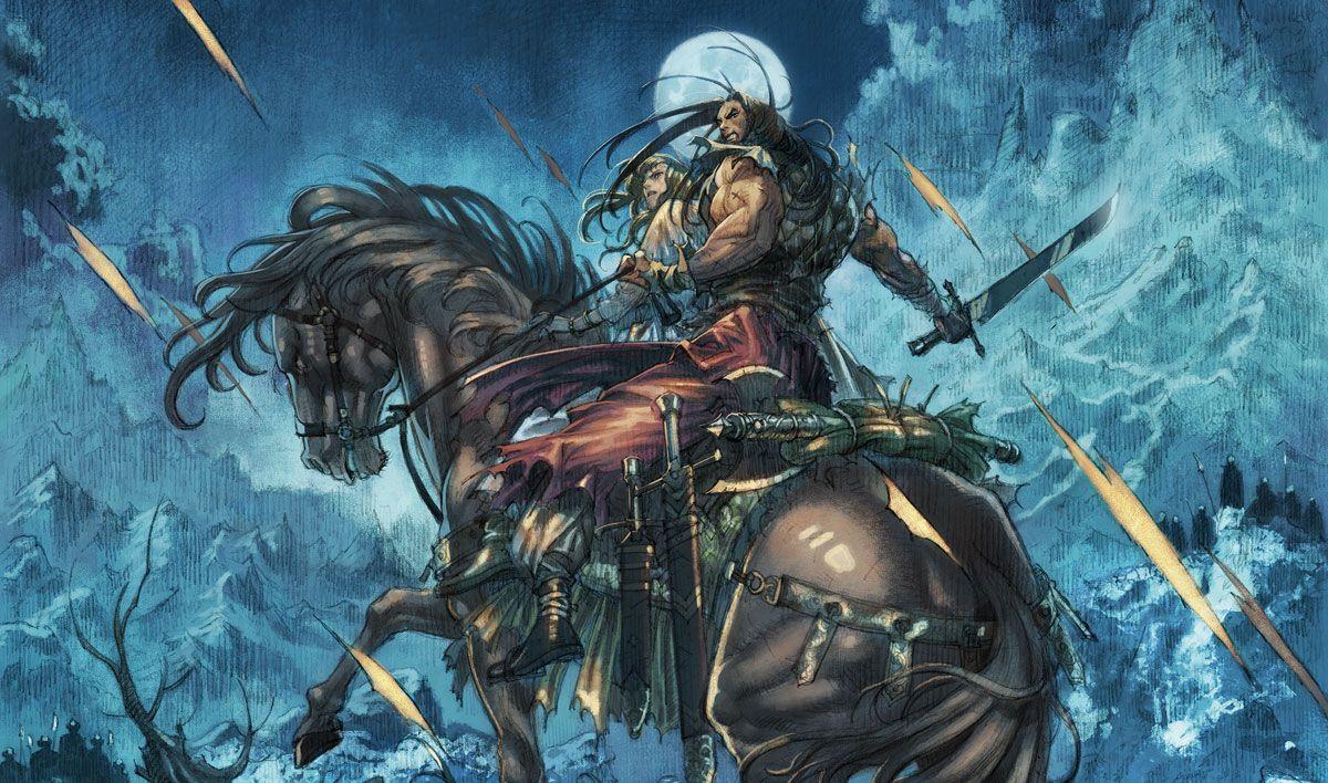 """Torna Conan il Cimmero: a breve l'uscita del nuovo volume """"Gli accoliti del Cerchio Nero"""" thumbnail"""
