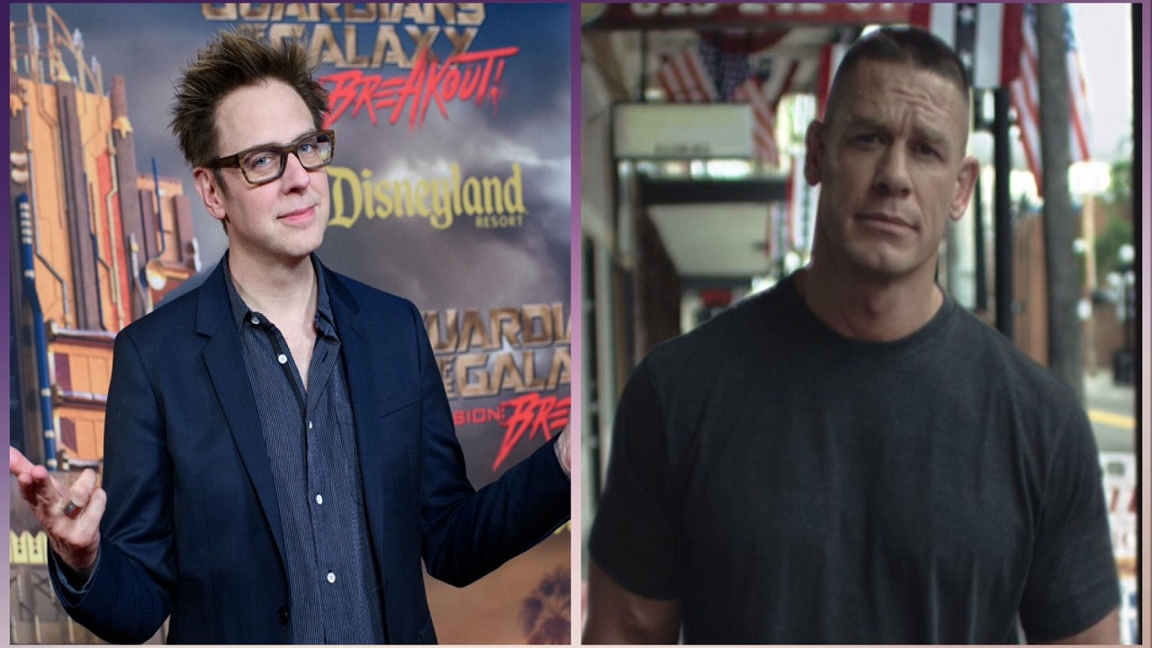 James Gunn spiega perché ha voluto John Cena in The Suicide Squad thumbnail