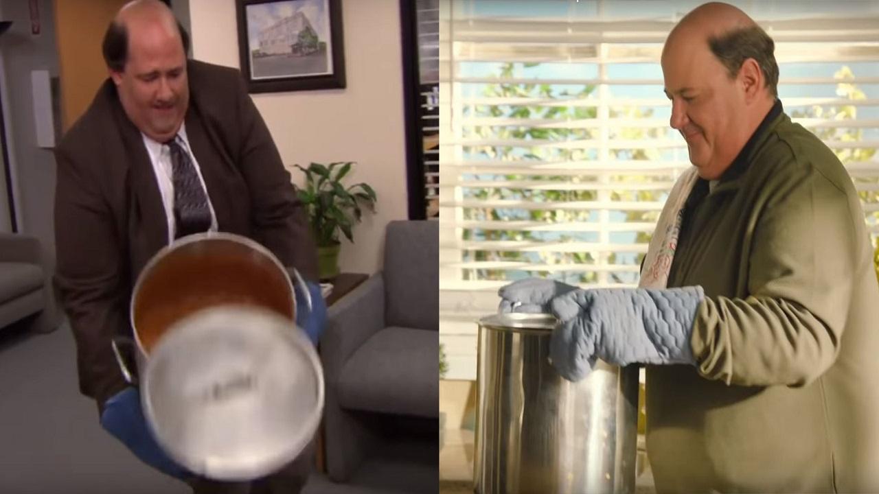 The Office: ecco la ricetta per il famoso chilli di Kevin thumbnail