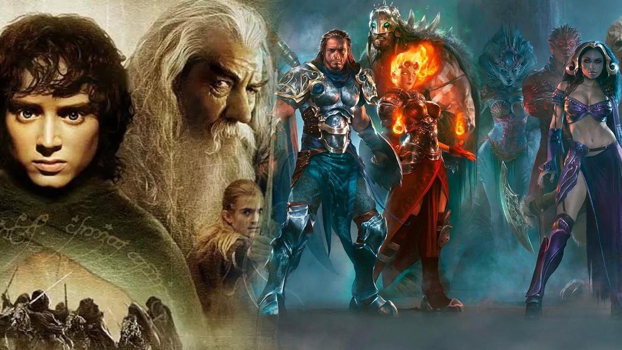 Magic: the Gathering, in arrivo crossover con Signore degli Anelli e Warhammer 40K thumbnail