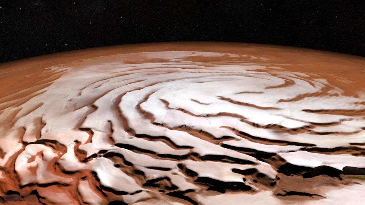 Mars Ice Mapper: anche l'Italia mappa i ghiacci marziani thumbnail