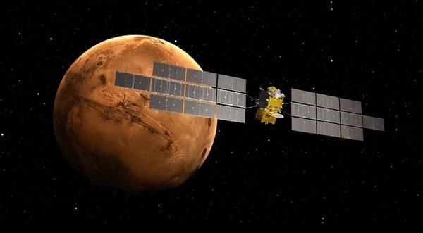 mars ice mapper missione marte nasa asi