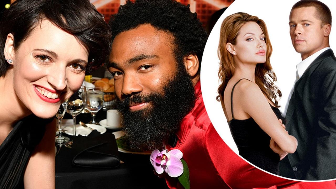 Mr. e Mrs. Smith: arriva un reboot con Donald Glover e Phoebe Waller-Bridge thumbnail