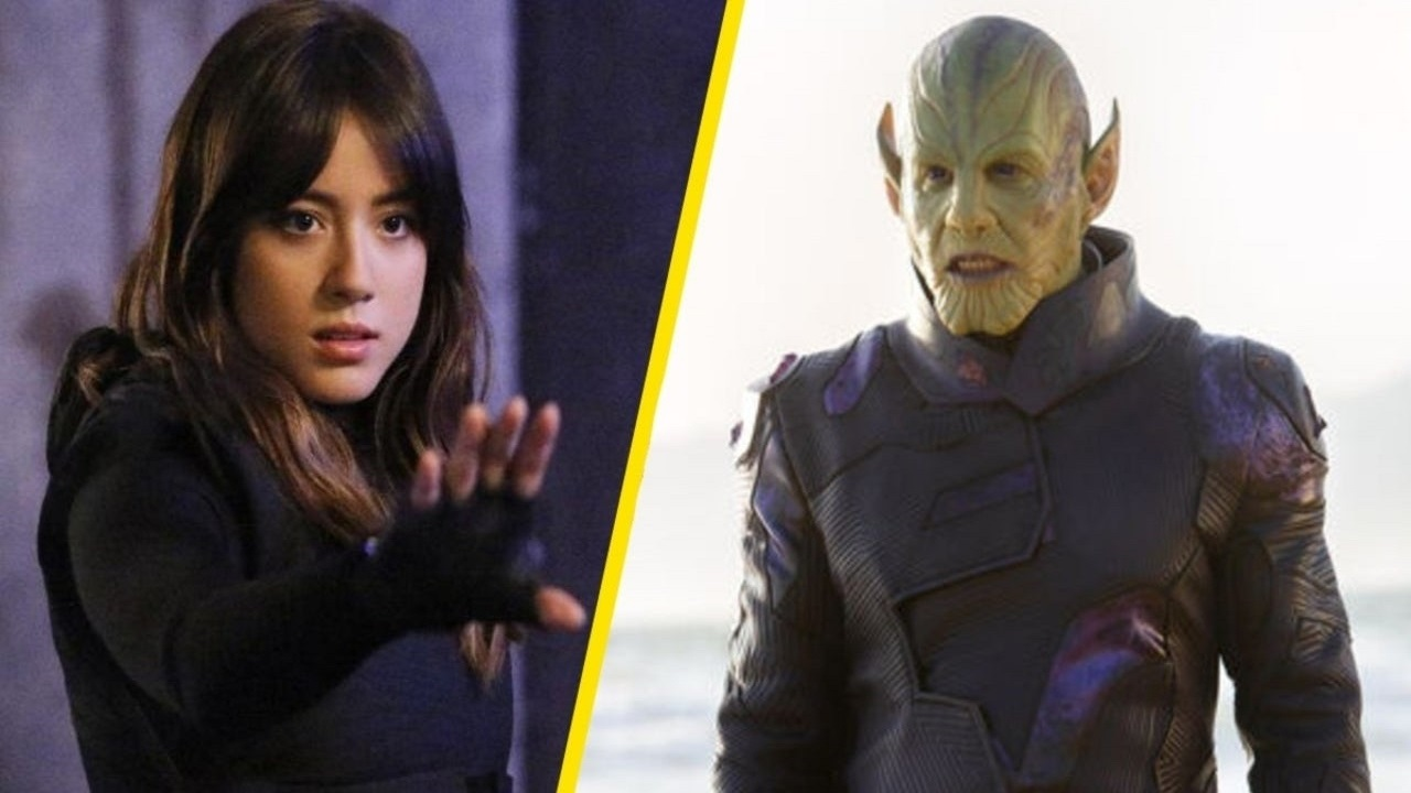Chloe Bennet nega i coinvolgimenti in Secret Invasion thumbnail