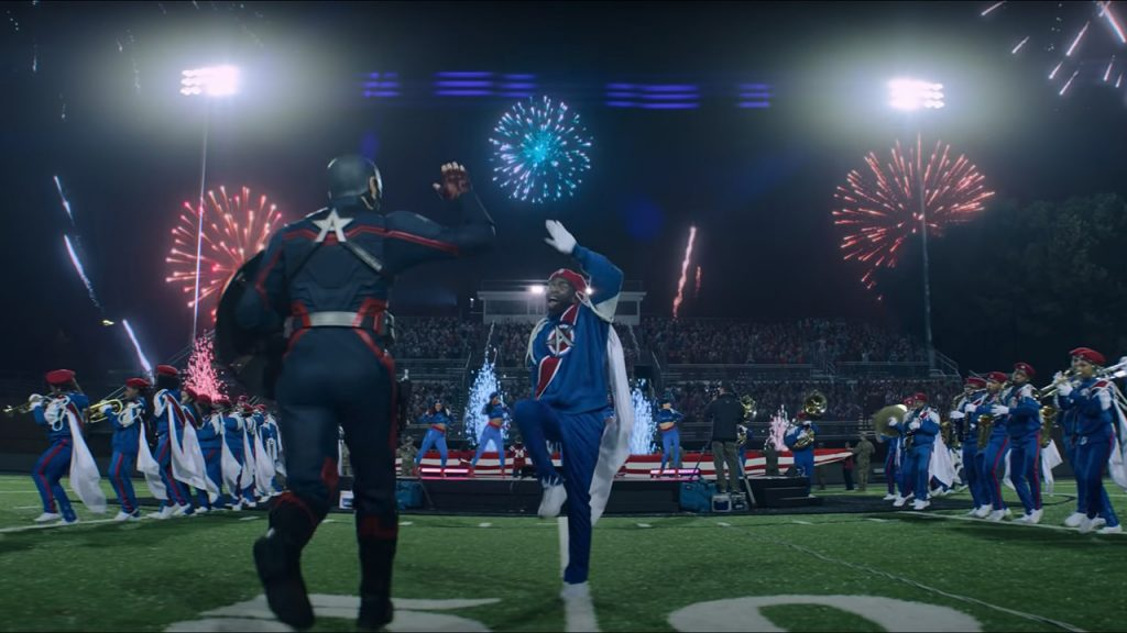 trailer super bowl spot 2021 us agent in the falcon and the winter soldier