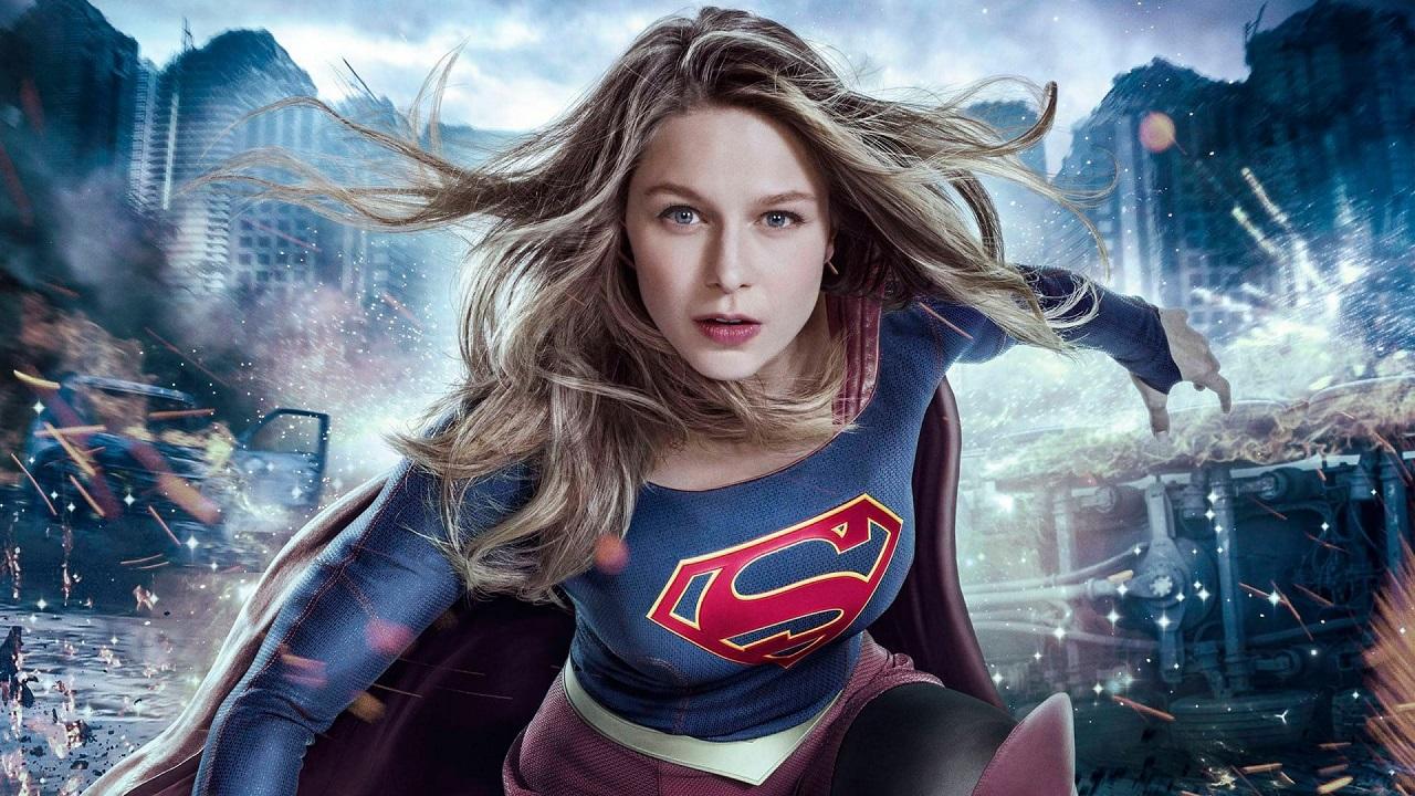 Melissa Benoist accoglie la nuova Supergirl nell'universo DC thumbnail