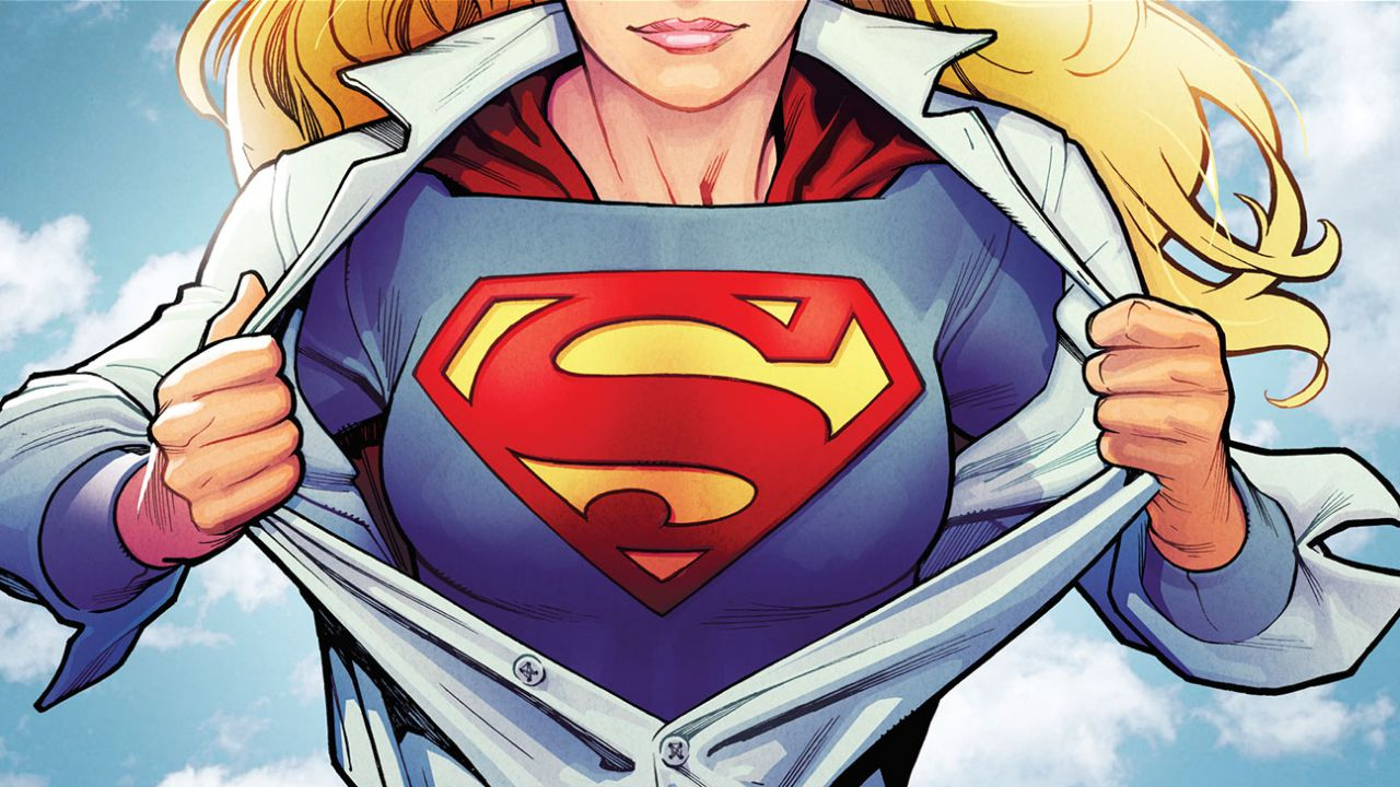 Supergirl vola nel film di The Flash, interpretata da Sasha Calle thumbnail