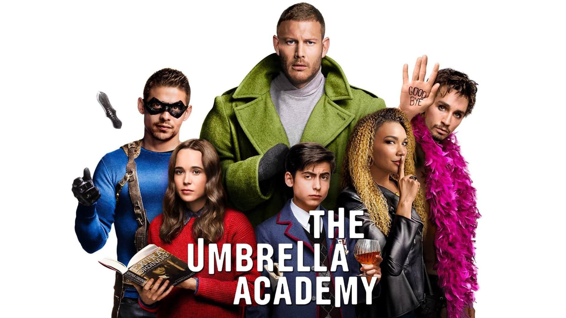Aumento di salario per le star di The Umbrella Academy thumbnail