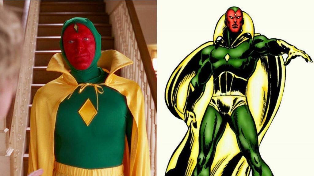 the vision costume originale