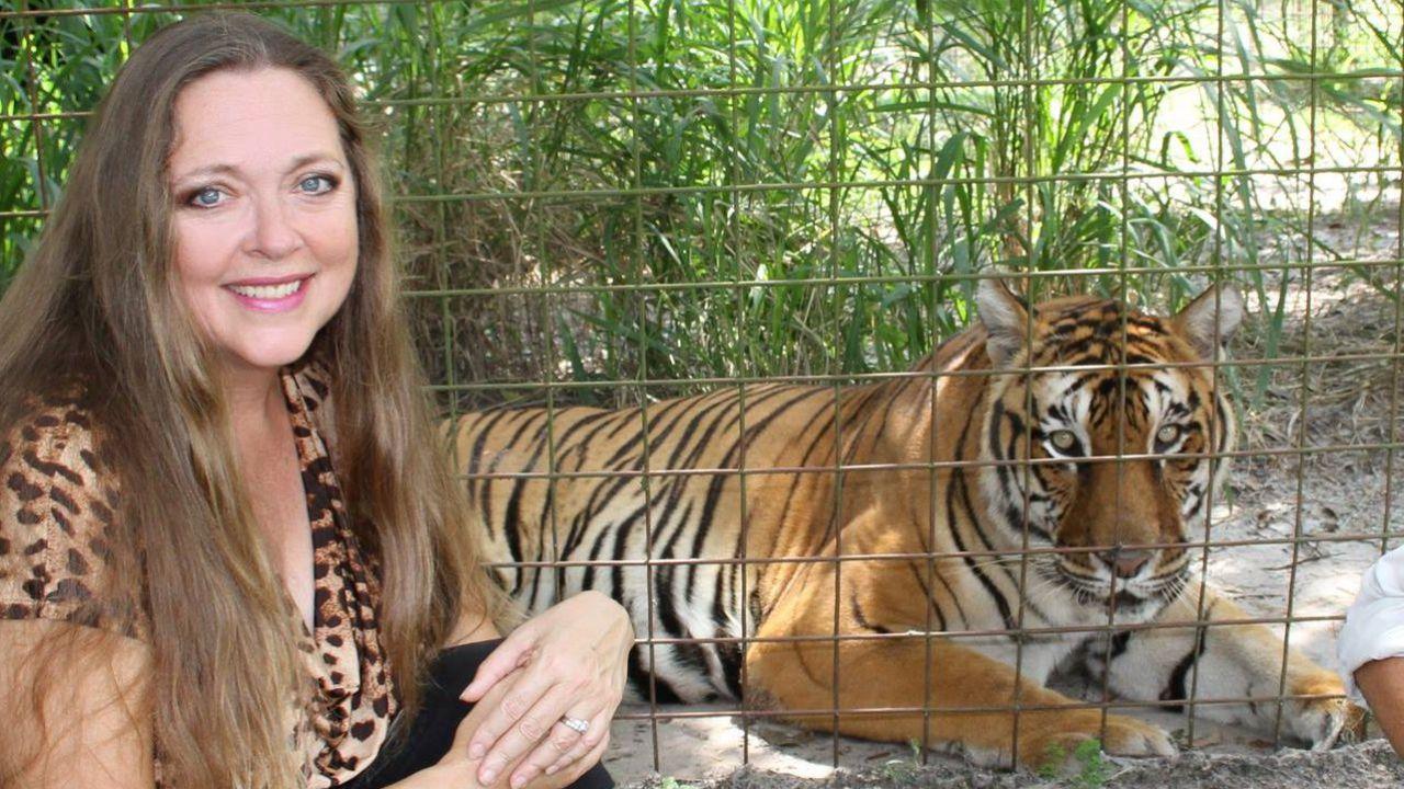 Tiger King: Carole Baskin non sarà nella seconda stagione thumbnail