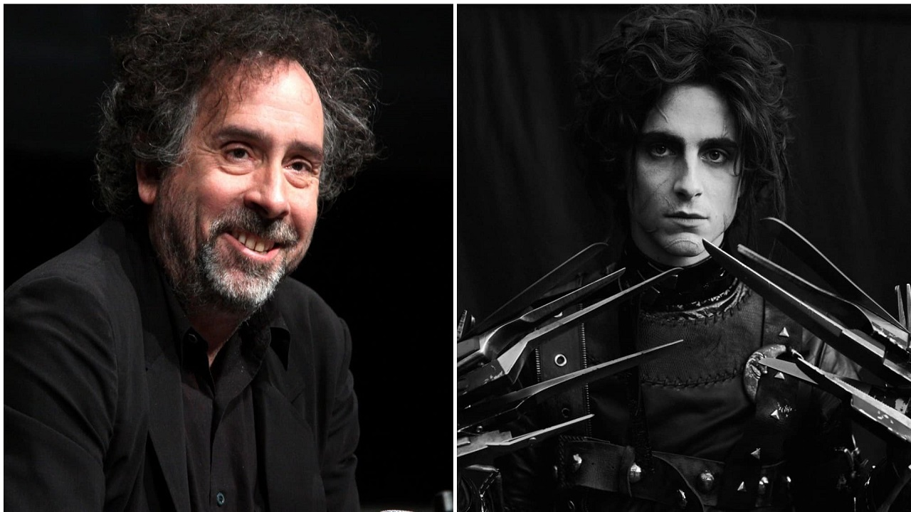 Tim Burton approva Chalamet come nuovo Edward Mani di Forbice thumbnail