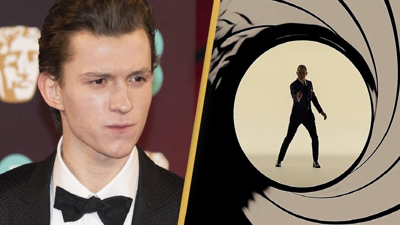 Tom Holland in futuro vorrebbe interpretare James Bond thumbnail