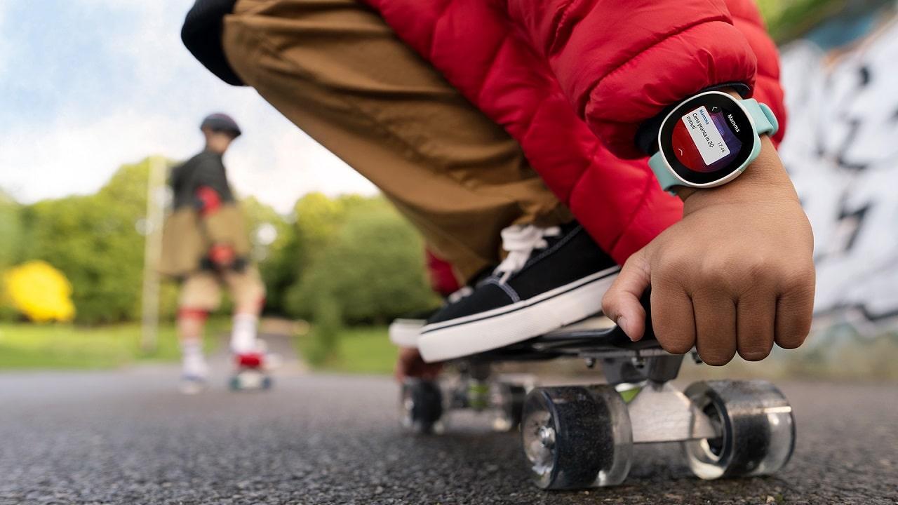 Vodafone lancia Neo, lo smartwatch per bambini thumbnail