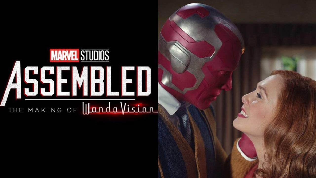 Assembled: arriva una serie TV sul making of del MCU thumbnail