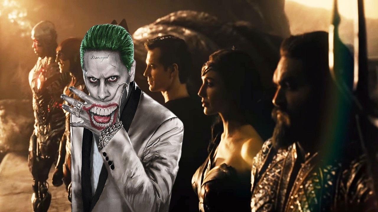 Joker come Gesù nella nuova foto dalla Snyder Cut thumbnail