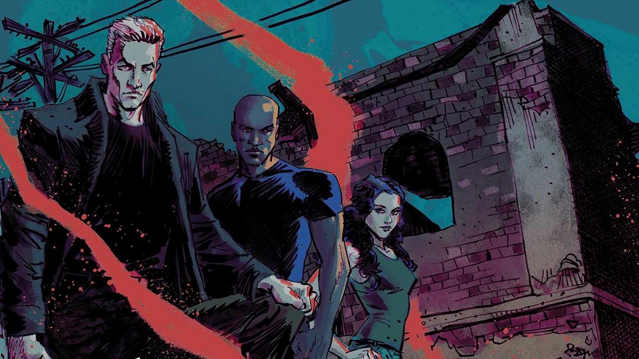 Angel La città dei demoni, il volume 2 del reboot ambientato nel Buffy Universe thumbnail