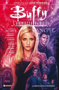 Buffy Angel La Bocca dell'Inferno