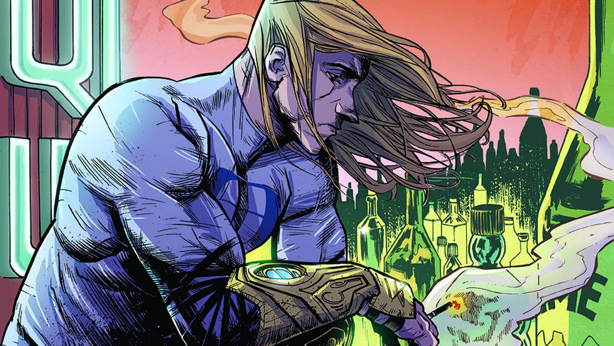 Buzzkill, Donny Cates racconta l'ebbrezza di essere supereroi thumbnail
