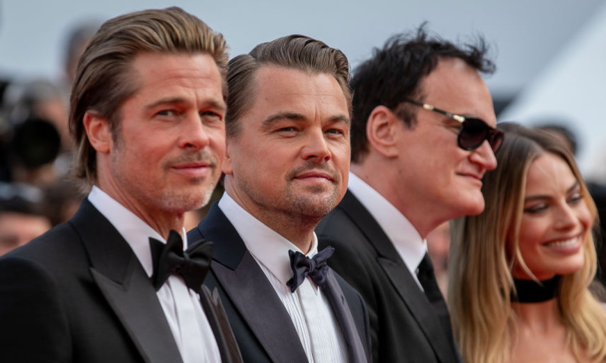 C'era una volta a... Hollywood, a giugno esce il romanzo di Quentin Tarantino thumbnail