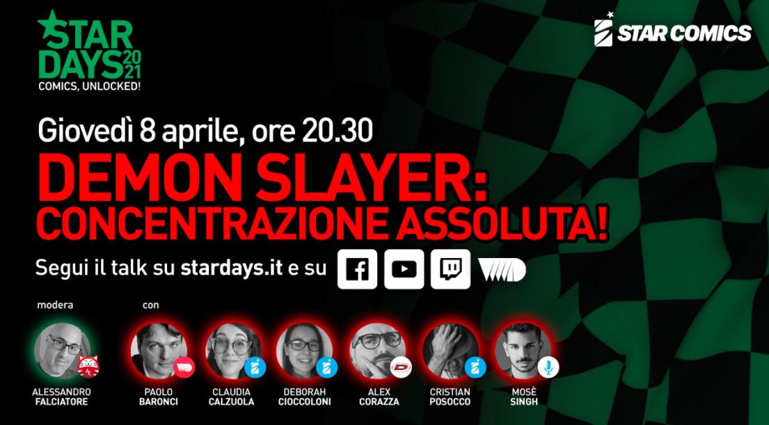 star days 2021 programma