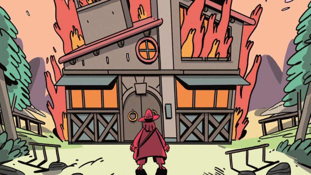 Fabula fumetto fantasy uscita a maggio