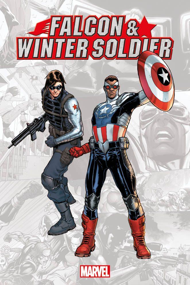 panini falcon winter soldier