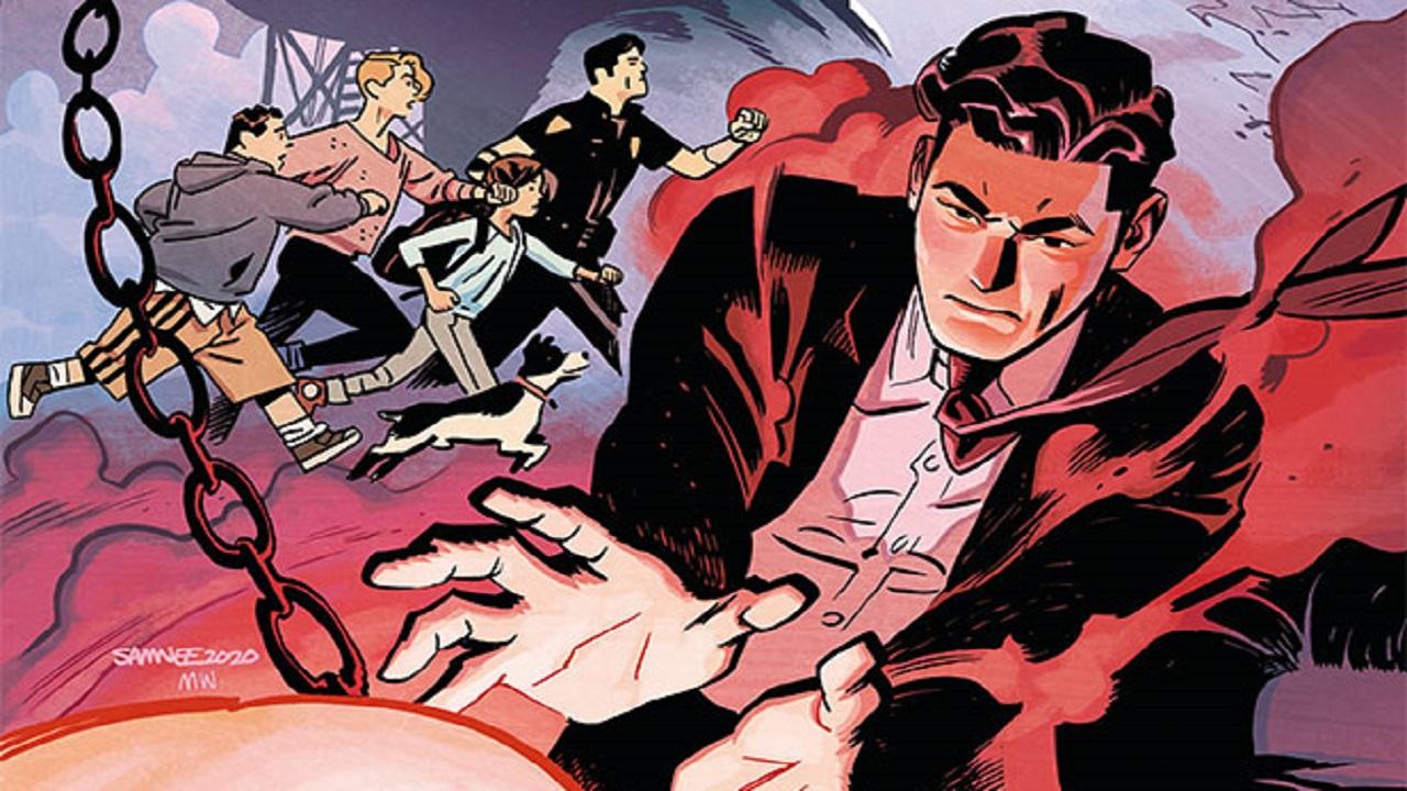 Torna Fire Power, l'esplosiva serie a fumetti di Robert Kirkman e Chris Samnee thumbnail