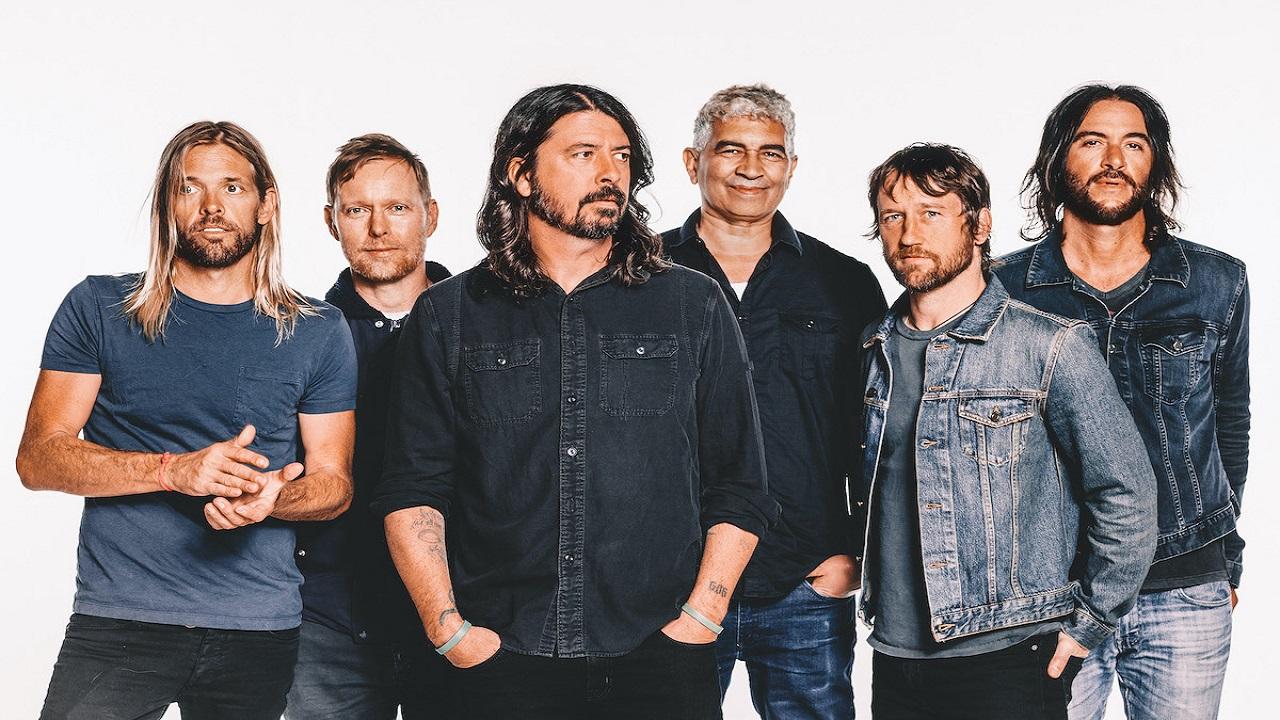 I Foo Fighters saranno protagonisti di un film thumbnail