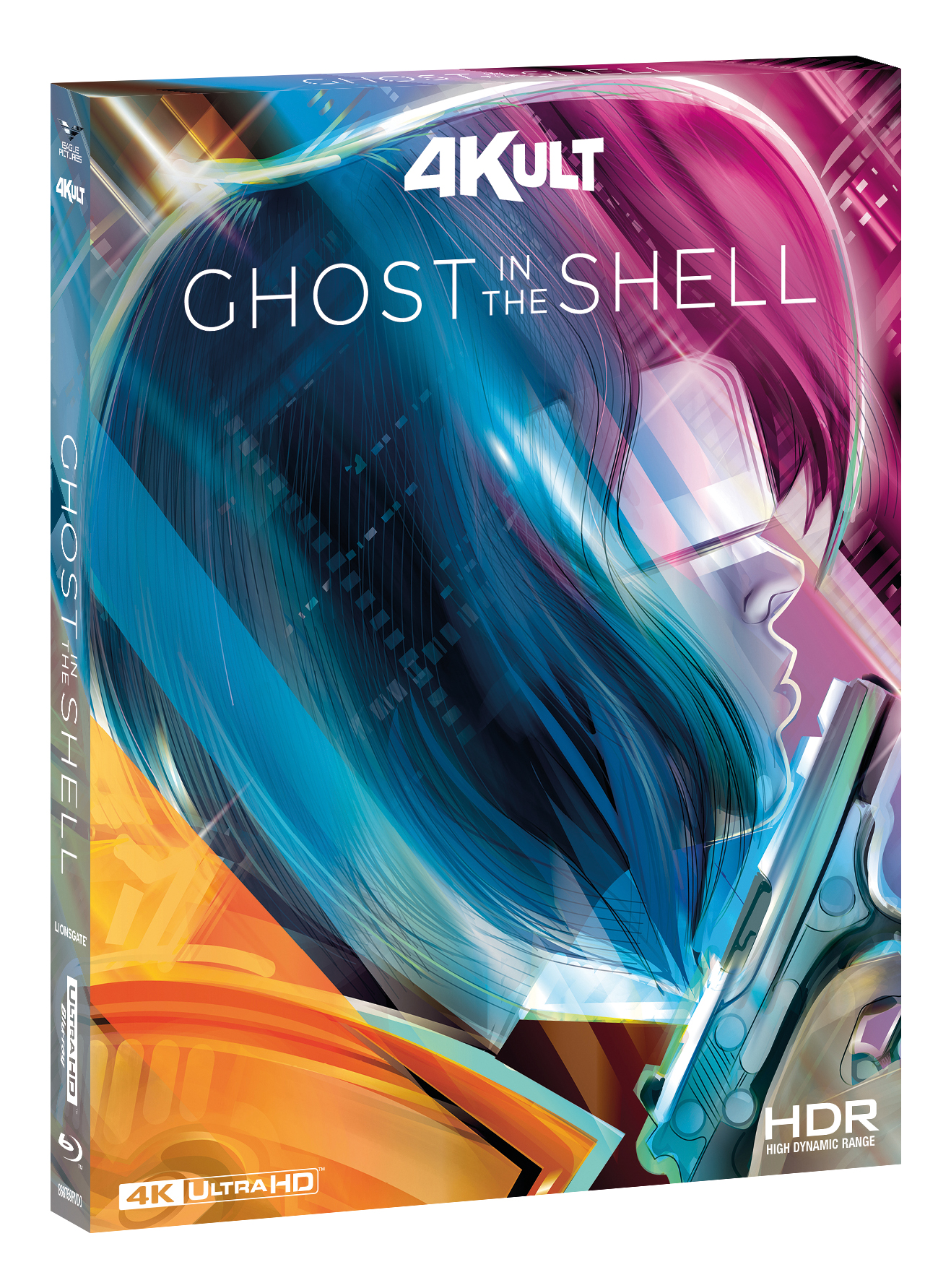 Ghost in the Shell Home Video