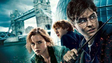 Harry Potter maratona Sky