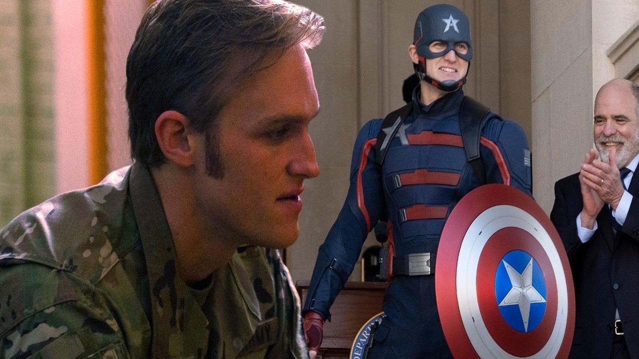 L'interprete di John Walker aveva fatto un provino per Capitan America thumbnail