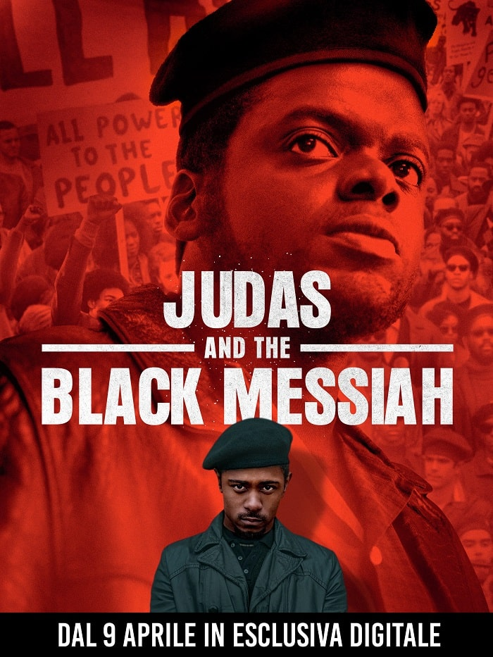 Judas and the Black Messiah uscita digitale
