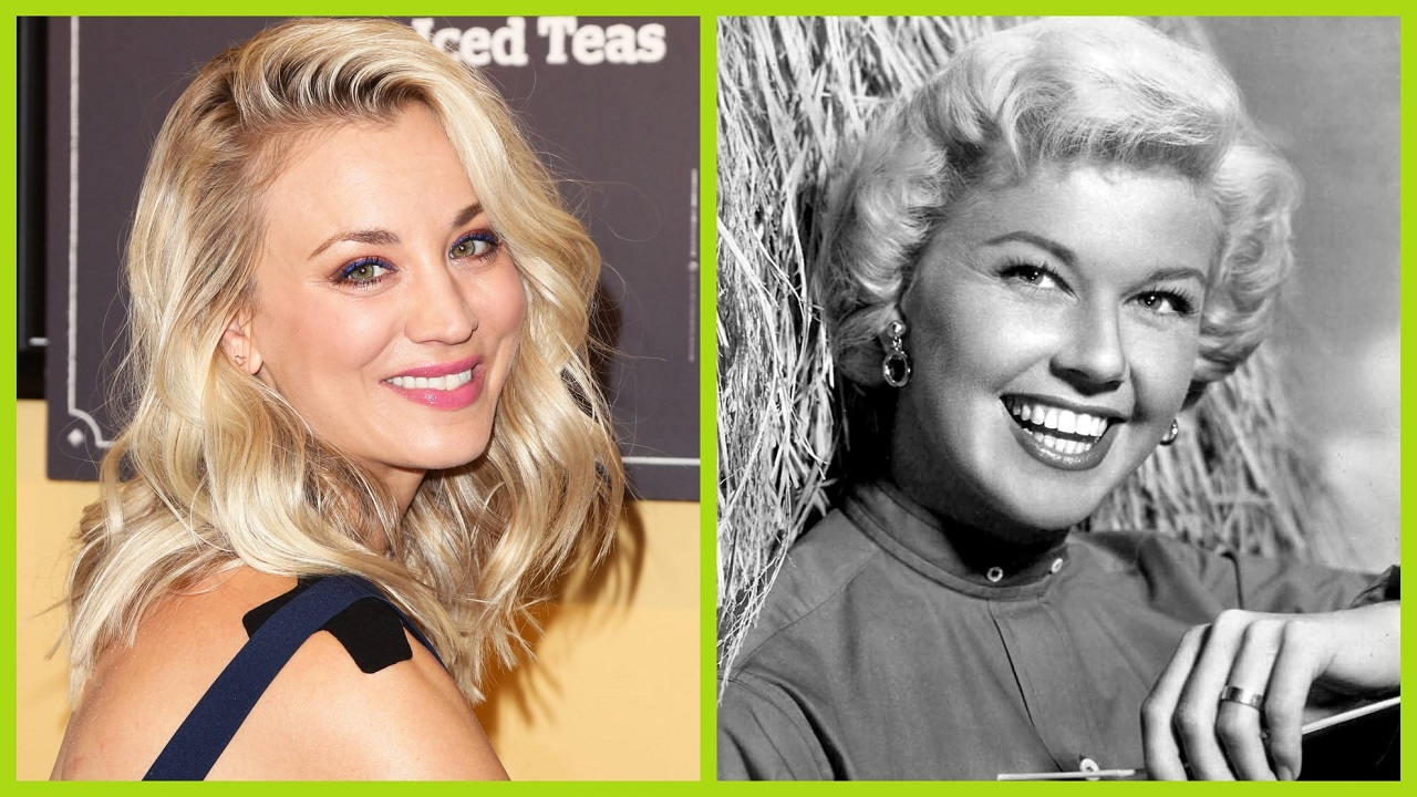 Kaley Cuoco interpreterà Doris Day in una serie TV thumbnail