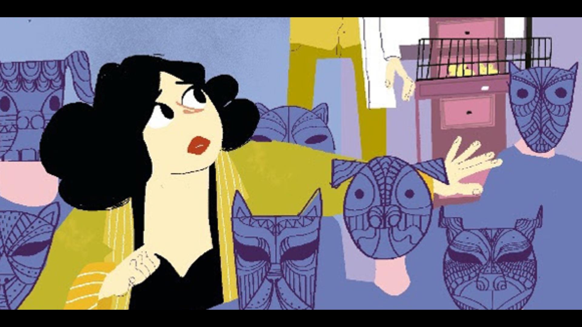 BAO presenta La cura del dubbio, il nuovo graphic novel di Elisabetta Romagnoli thumbnail