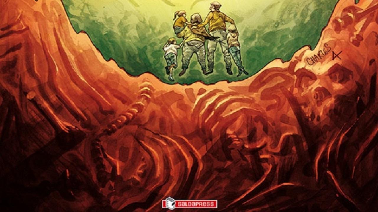 Lynn scende all'Inferno, in arrivo la graphic novel di Lonnie Lander e Zac Thompson thumbnail