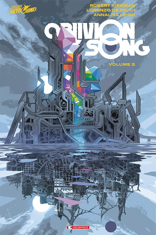 oblivion song volume 5