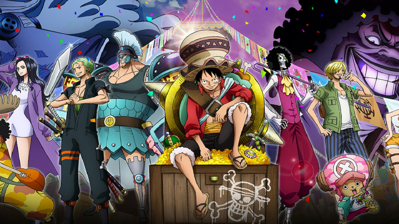 Disponibile il romanzo di One Piece Stampede thumbnail